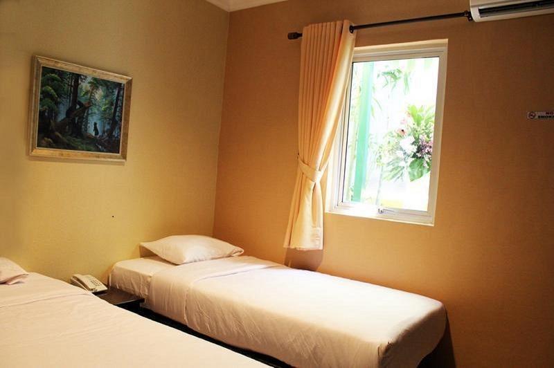 Twins Hotel Mangga Dua - Kamar Twin