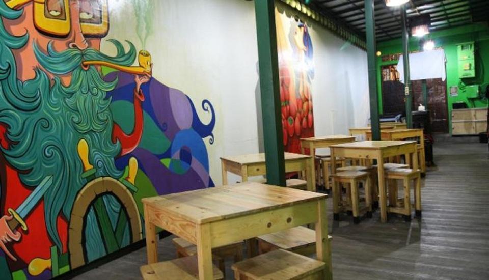 Twins Hotel Mangga Dua - Cafe untuk sarapan