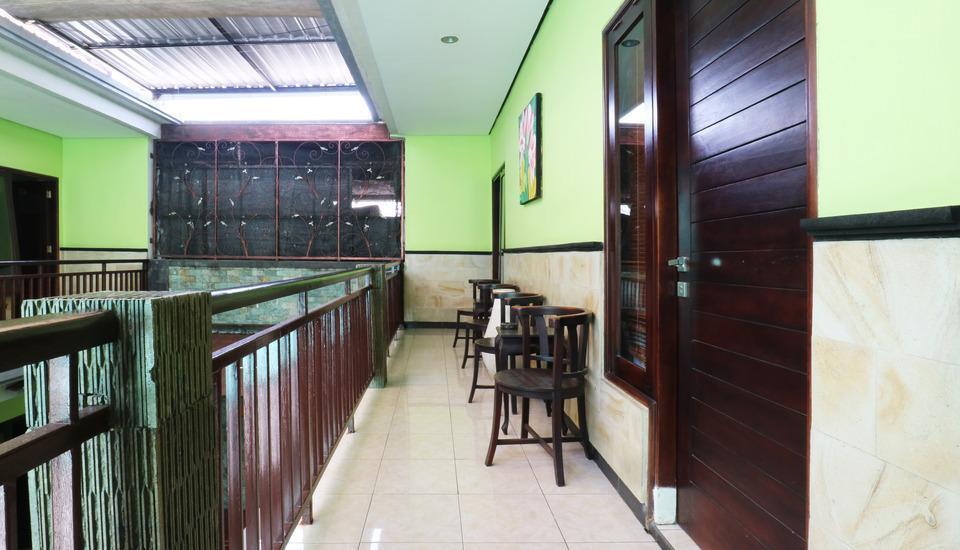 Pondok 2 A Bali - Terrace