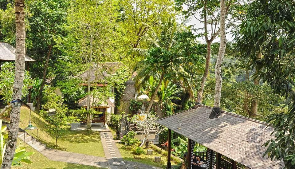 Beji Ubud Resort Bali - Taman