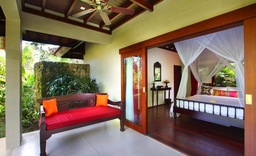 Beingsattvaa Vegetarian Retreat Bali - Three Bedroom Villa Regular Plan