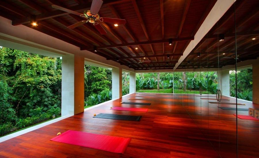 Beingsattvaa Vegetarian Retreat Bali - Interior