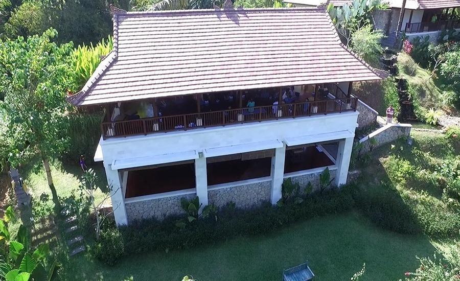 Beingsattvaa Vegetarian Retreat Bali - Eksterior