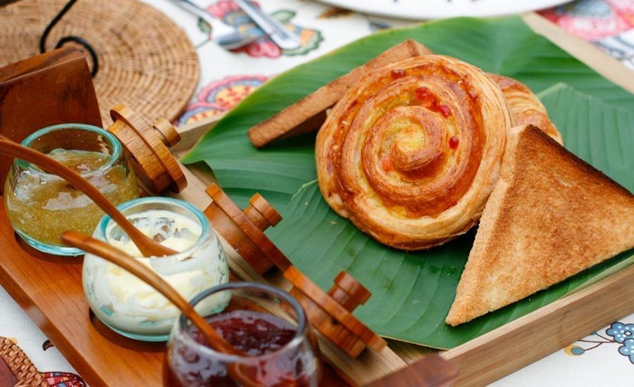 Beingsattvaa Vegetarian Retreat Bali - Makanan dan minuman
