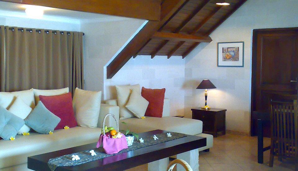 Kyriad Villa & Hotel Seminyak - Penthouse Regular Plan