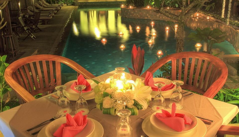 Kyriad Villa & Hotel Seminyak  - Restoran