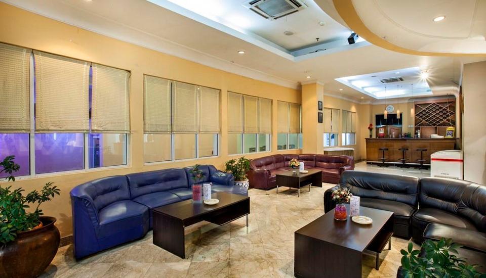 Hotel Nalendra Bandung - cafe