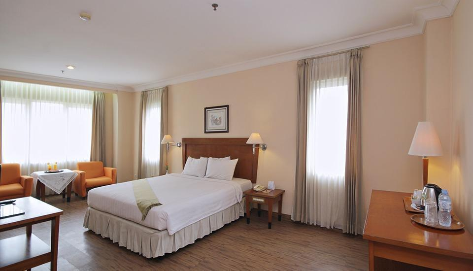 Hotel Nalendra Bandung - Deluxe Room
