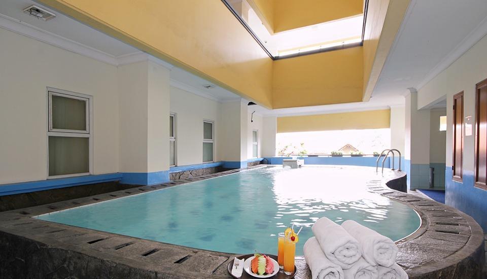 Hotel Nalendra Bandung - Swiming Pool