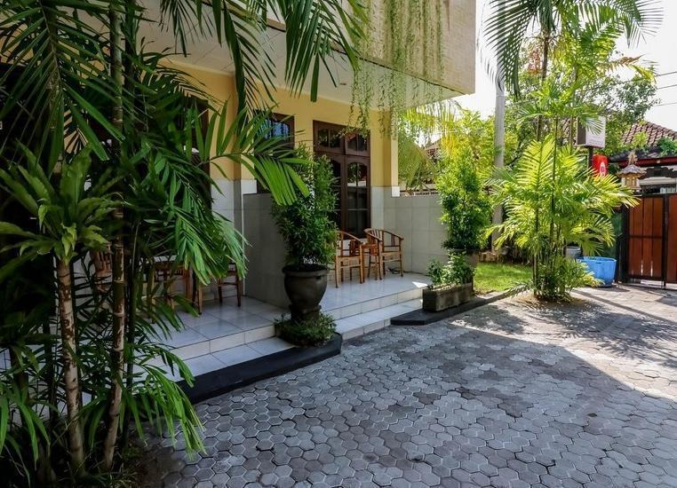 NIDA Rooms Dewi Sartika 4 Tuban Kuta Bali - Penampilan