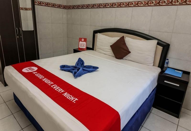 NIDA Rooms Dewi Sartika 4 Tuban Kuta Bali - Kamar tamu