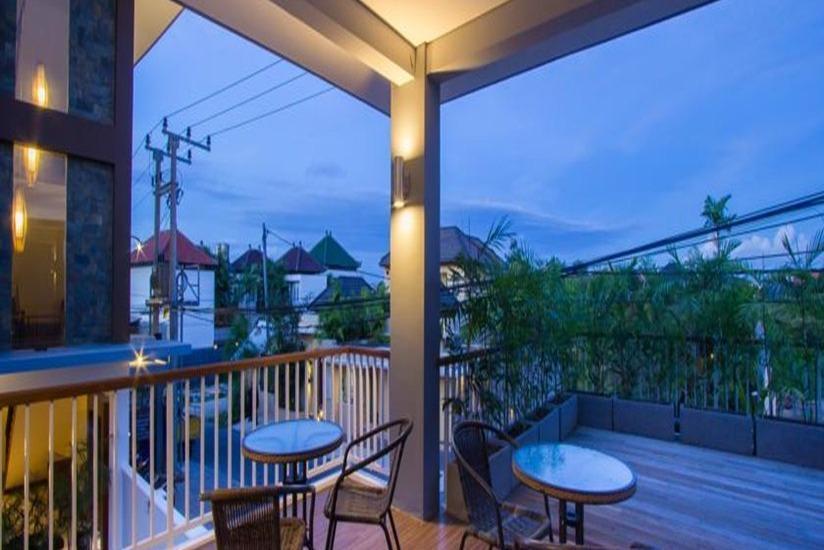 M Suite Bali - Restoran