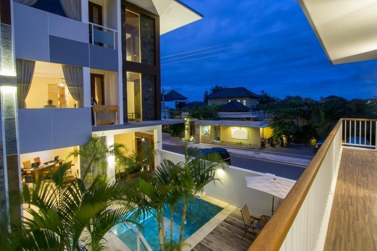 M Suite Bali - Eksterior