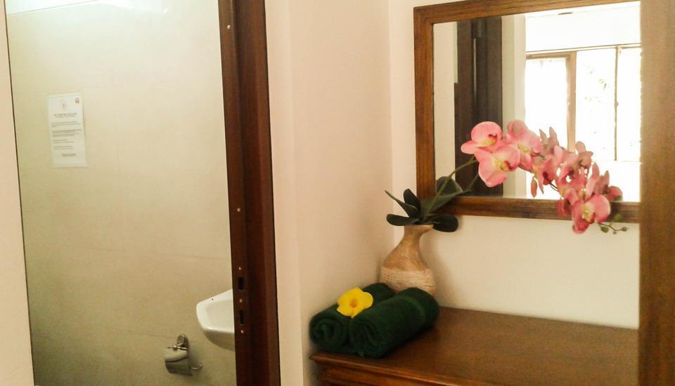 Maharani Villa Yogyakarta - Kamar mandi