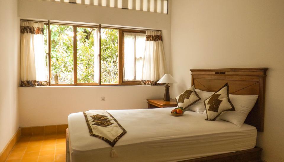 Maharani Villa Yogyakarta - Kamar tamu
