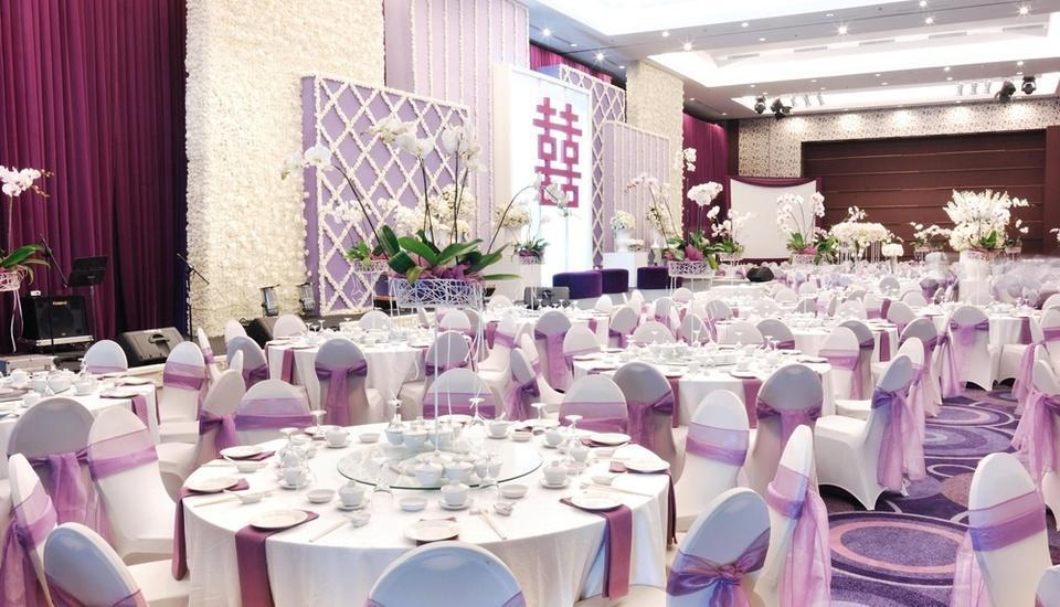 Holiday Inn Pasteur Bandung Bandung - Ballroom