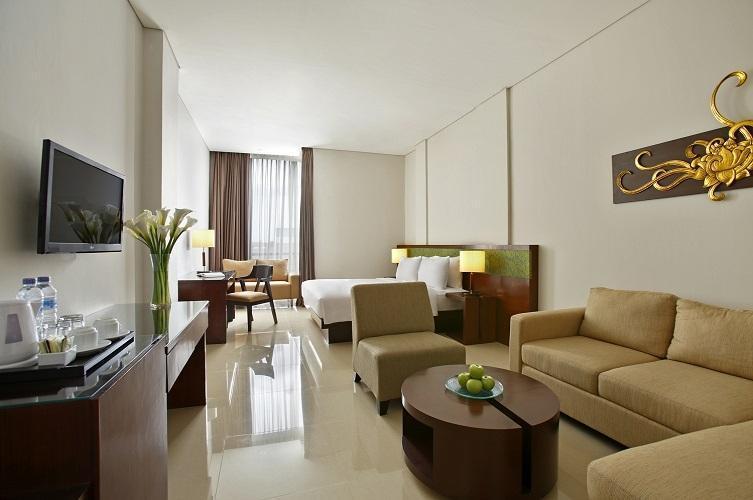Hotel Santika  Purwokerto - Kamar tamu