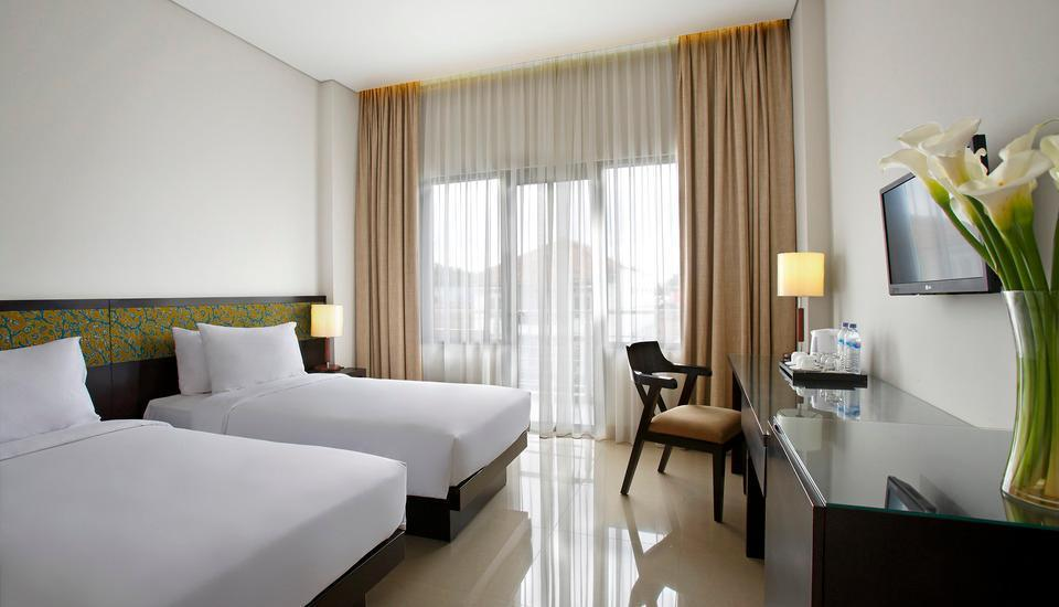 Hotel Santika  Purwokerto - Superior Room Twin Regular Plan