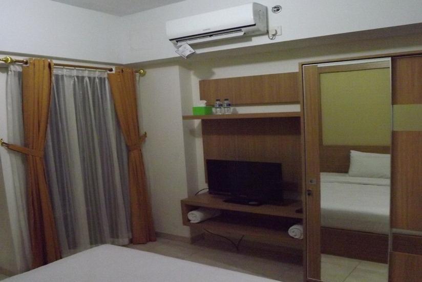 Margonda Residence 3 Depok - Kamar tamu