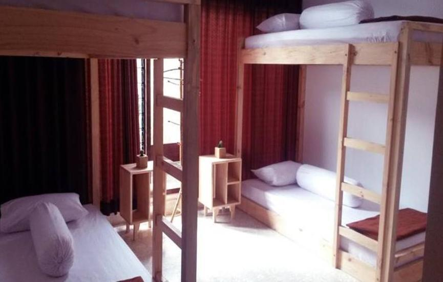 Rumah Roso Homestay Yogyakarta - 4 Beds Dormitory  Regular Plan