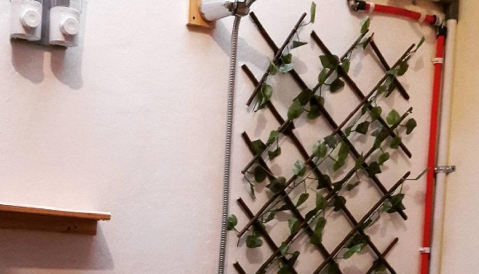 Rumah Roso Homestay Yogyakarta - Shower