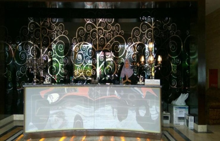 Cinnamon Hotel Boutique Syariah Bandung - Resepsionis