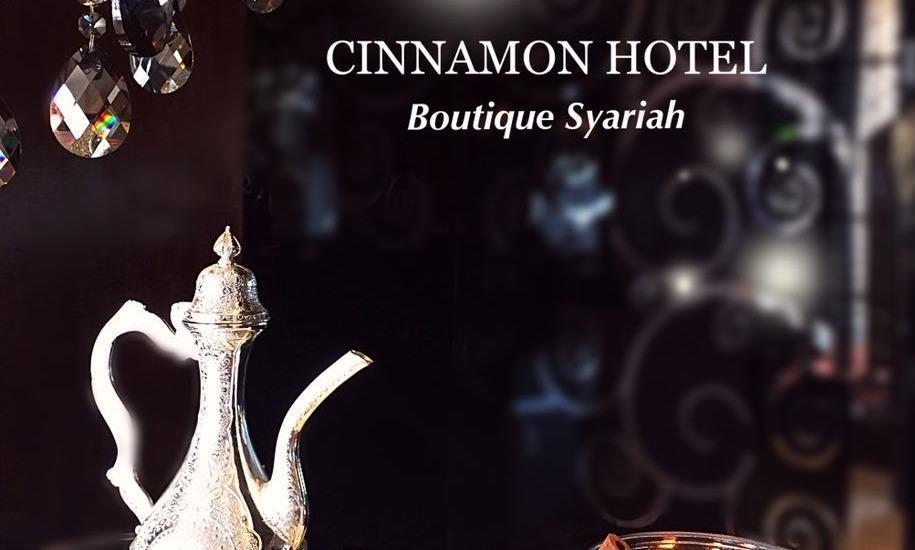 Cinnamon Hotel Boutique Syariah Bandung - Welcome Drink