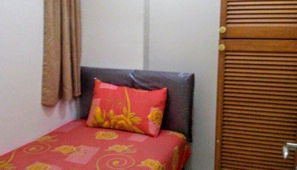 Adaru @ Gading Icon Jakarta - Kamar tidur kedua