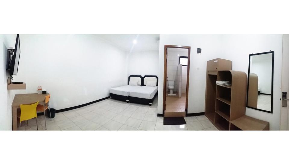 Sukabumi Indah Hotel & Restoran Sukabumi - VIP Twin