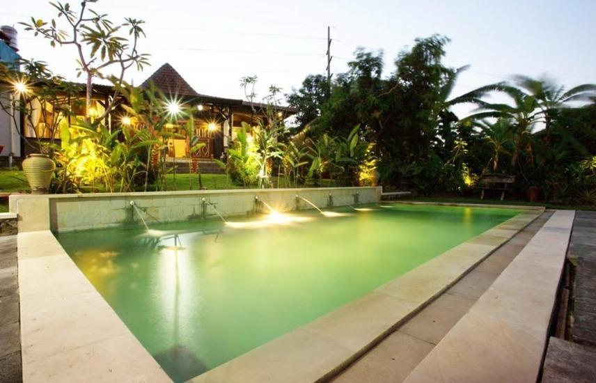 Kubu Ampo Villa Bali - Exterior