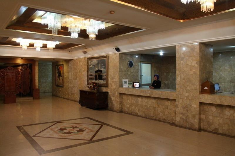 Sulthan Hotel Aceh - Lobi