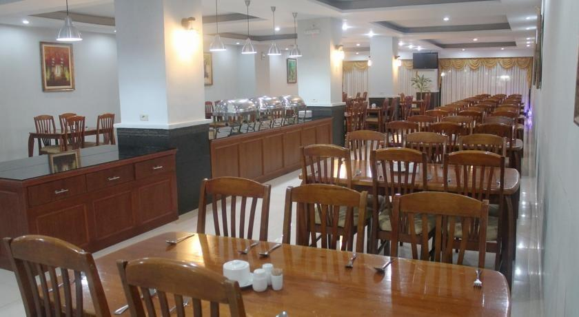 Sulthan Hotel Aceh - Ruang makan