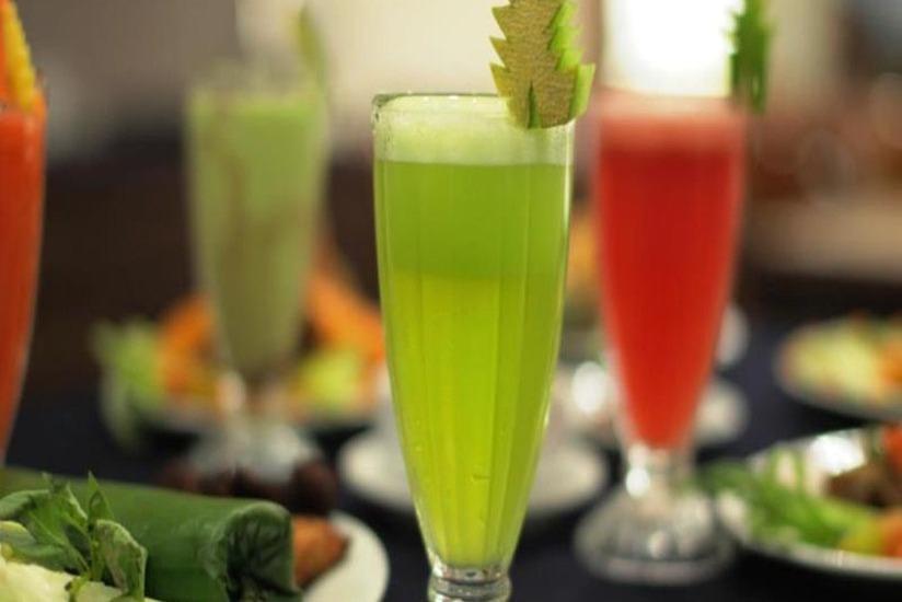 Hotel Puri Mega Jakarta - Food and beverage