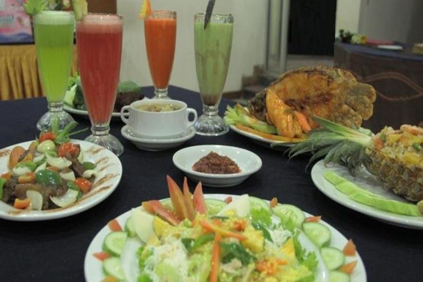 Hotel Puri Mega Jakarta - Makanan dan minuman