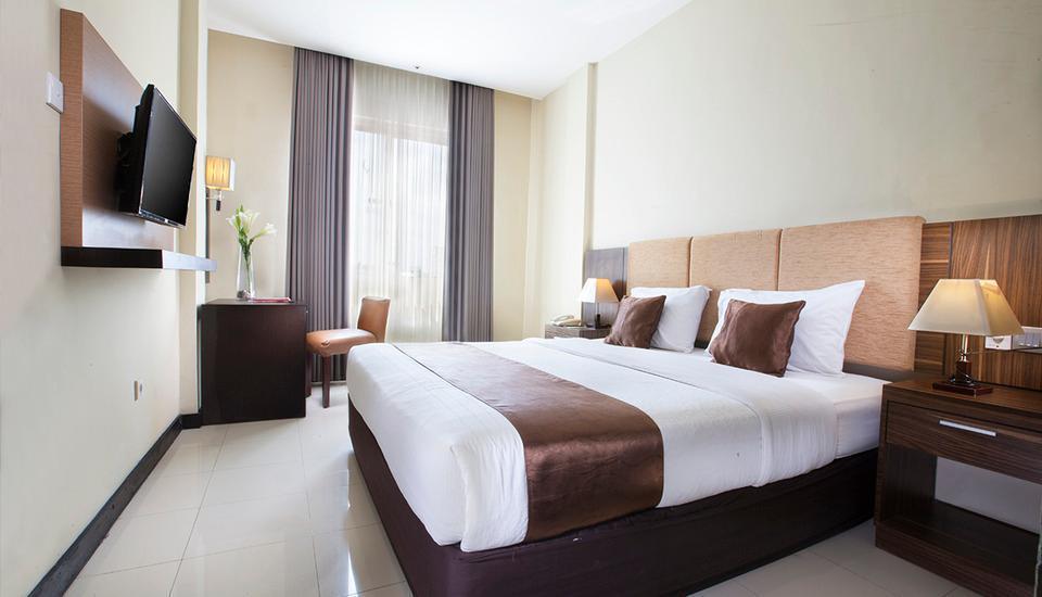 Grage Ramayana Hotel Yogyakarta - Superior tempat tidur double