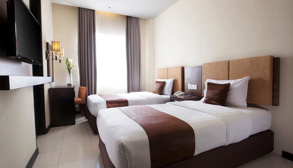 Grage Ramayana Hotel Yogyakarta - Superior Room Twin Bed Regular Plan