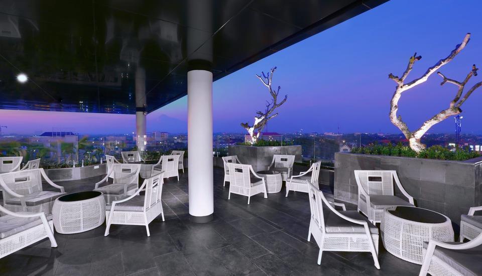 Hotel Neo  Malioboro - Sky Lounge