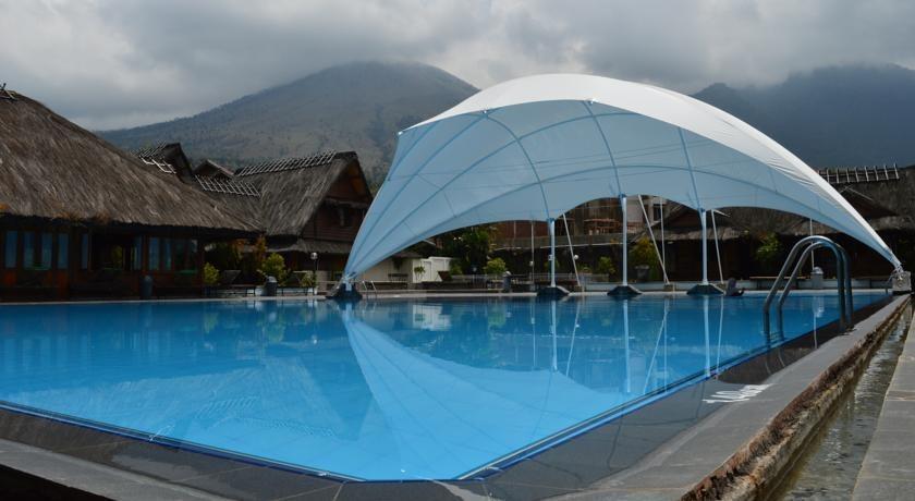 Kampung Sumber Alam Garut Garut - Swimming Pool