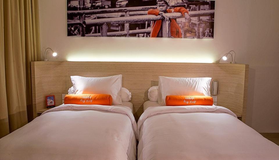 HARRIS Hotel Samarinda - HARRIS Room includes Breakfast 1 pax Regular Plan