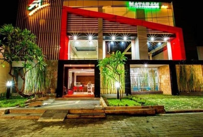 Hotel Mataram Lombok - Eksterior