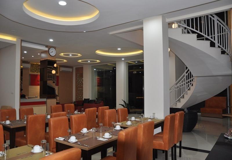 Hotel Mersi Padang - Restoran