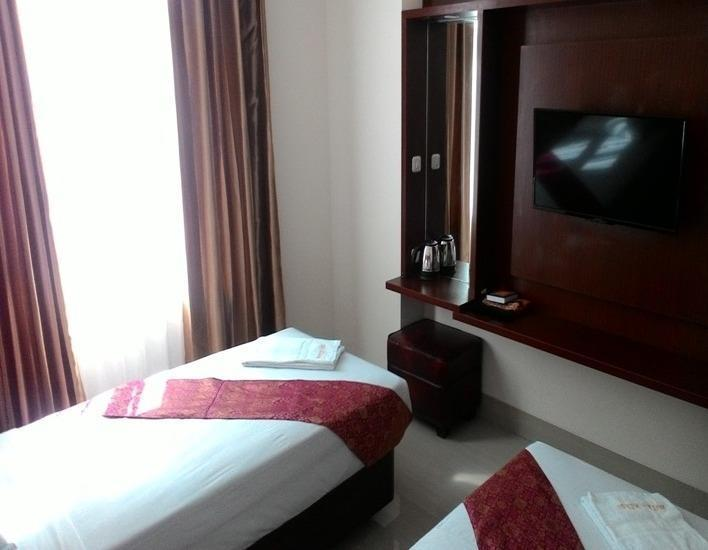 Hotel Mersi Padang - Superior Room Regular Plan