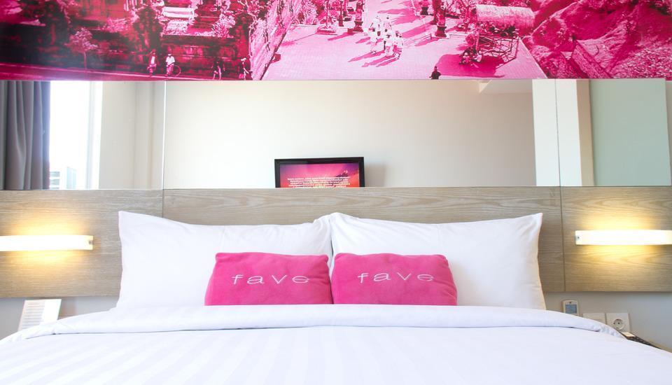 favehotel Kuta - favehotel Kuta Square_Standard Room-Double Bed 1