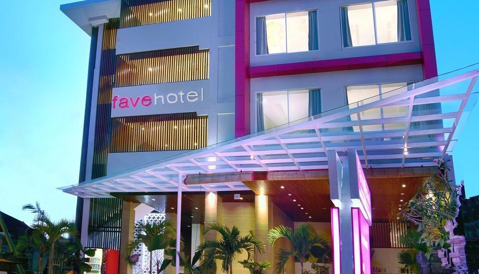 favehotel Kuta - favehotel Kuta Square_Fascade