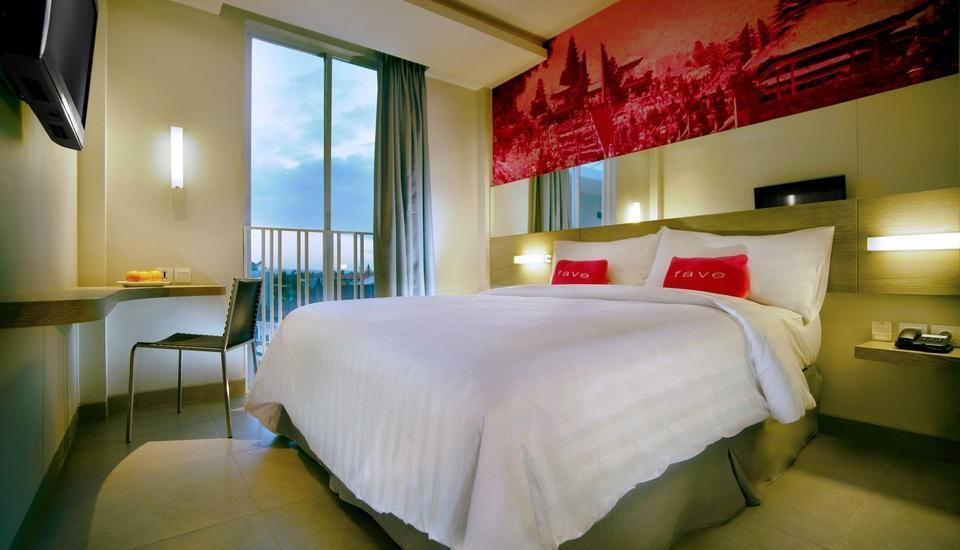 favehotel Kuta - Standard Room Only Basic Deal Discount 20%