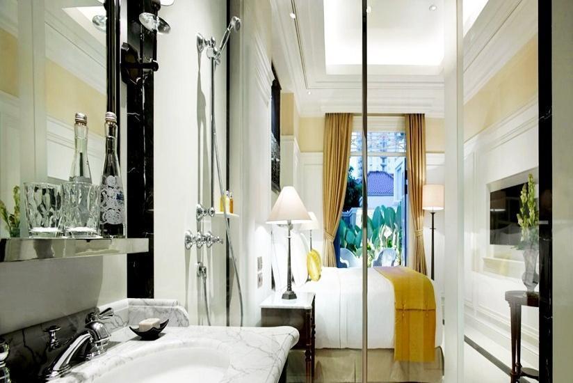 Hermitage Hotel Jakarta - Kamar Mandi Deluxe