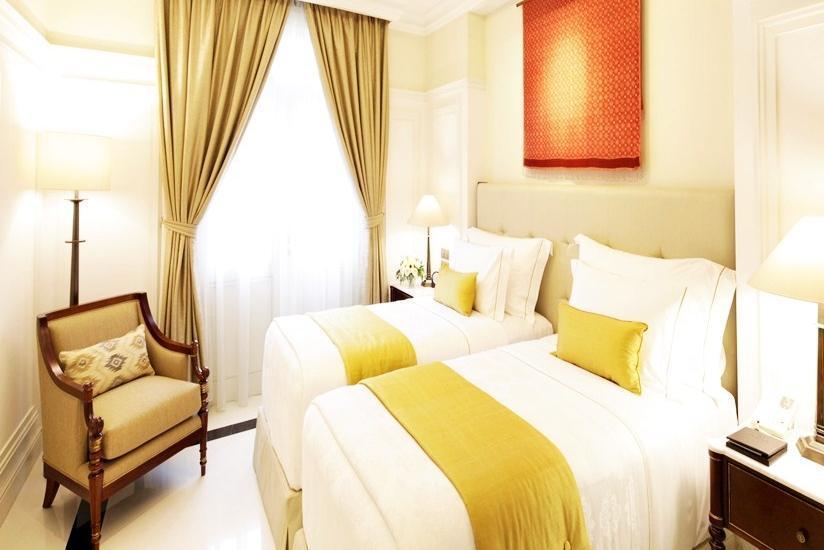 Hermitage Hotel Jakarta - Kamar Deluxe