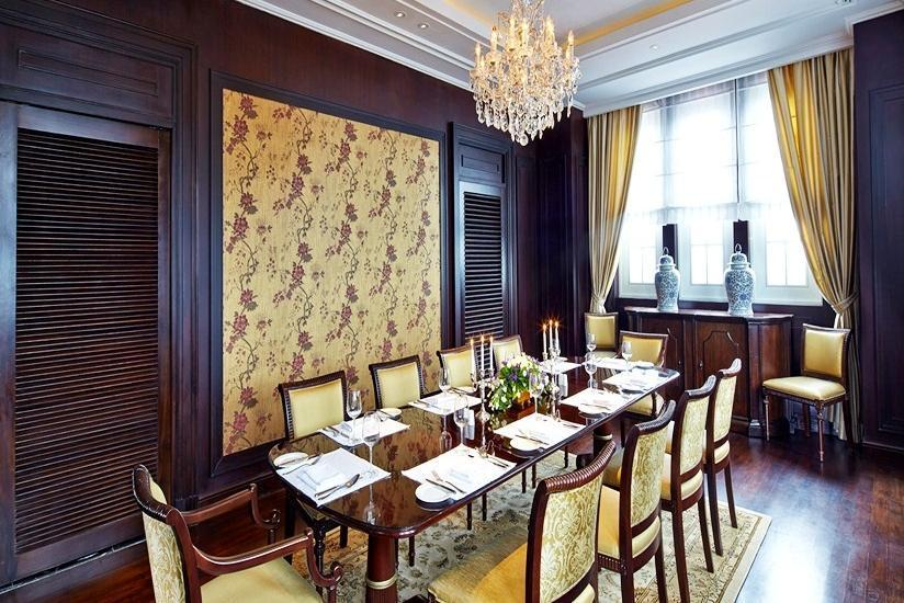 Hermitage Hotel Jakarta - Ruang Makan