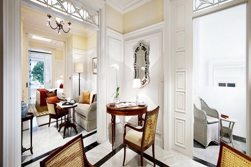 Hermitage Hotel Jakarta - Kamar Suite Eksekutif