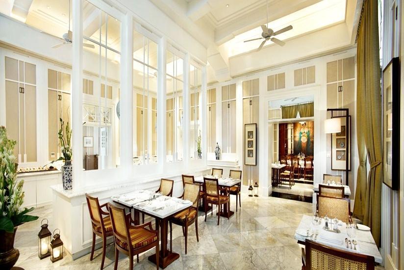 Hermitage Hotel Jakarta - Restoran